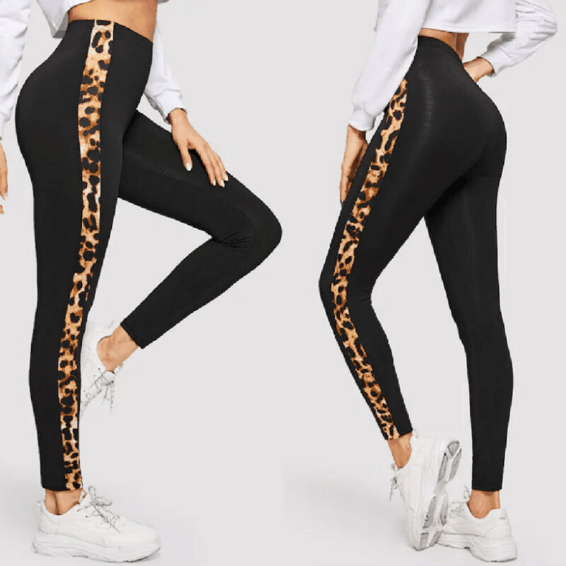 Woman Pants Hot Fashion Workout Casual Jogging Slim Fit Sport Training Pants Ladies New Long Trousers
