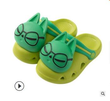 2-18y Kids Mules & Clogs Summer Baby Toddler Boys And Girls Croc Sandals Cartoon Dinosaur Slippers Children's Garden Shoes H19 - as picture, 14