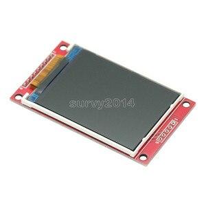 Image 2 - חכם אלקטרוניקה 2.2 אינץ 240*320 נקודות SPI TFT LCD יציאה טורית מודול תצוגת ILI9341 5 V/3.3 V 2.2 240x320 עבור Arduino Diy