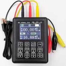 Generador de señal de precisión de 4 20mA, 0 10V, control de procesamiento, calibrador de señal, fuente de corriente constante, simulador de 0 20mA