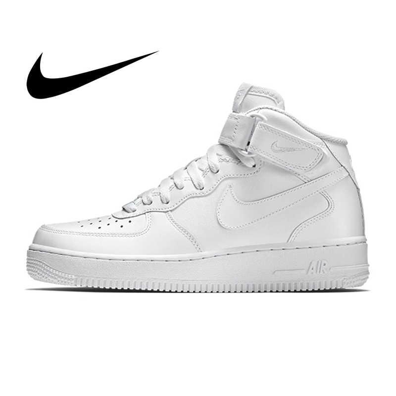 air force 1 altas blancas