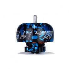 Ifly xing 1404 3800kv 4600kv 7000kv 2 4s, motor sem escova compatível com hq 3x3x3 hélice para fpv rc racing drone parte