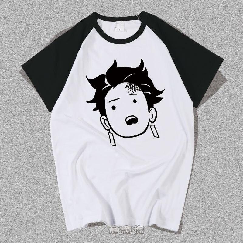 鬼灭之刃新T恤模板02