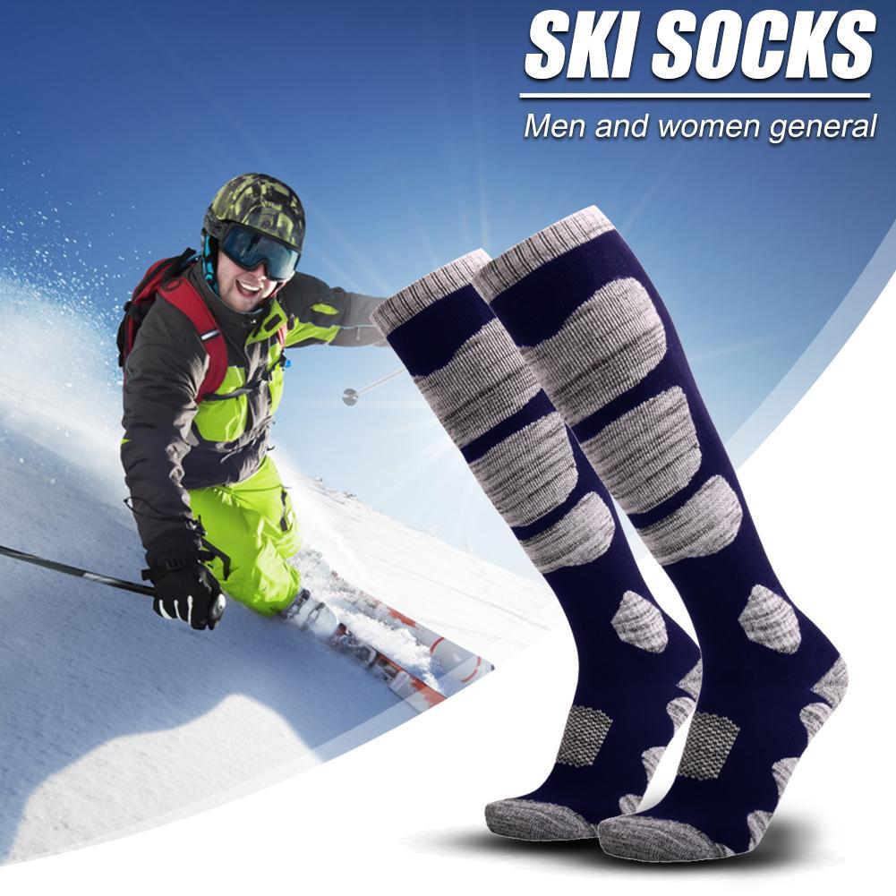 Stockings Ski-Socks Snowboard Riding Thickened Warm Outdoor Winter Men's