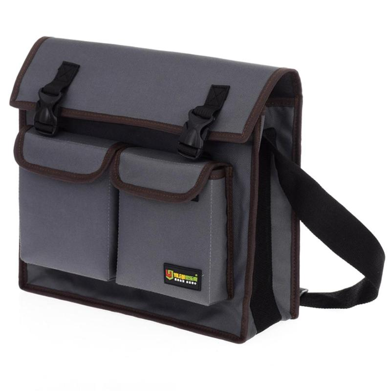 Multi-functional Shoulder Hand Bag Hardware Electrician Toolkit Storage Tool Bag Double Thickening Strong And Durable
