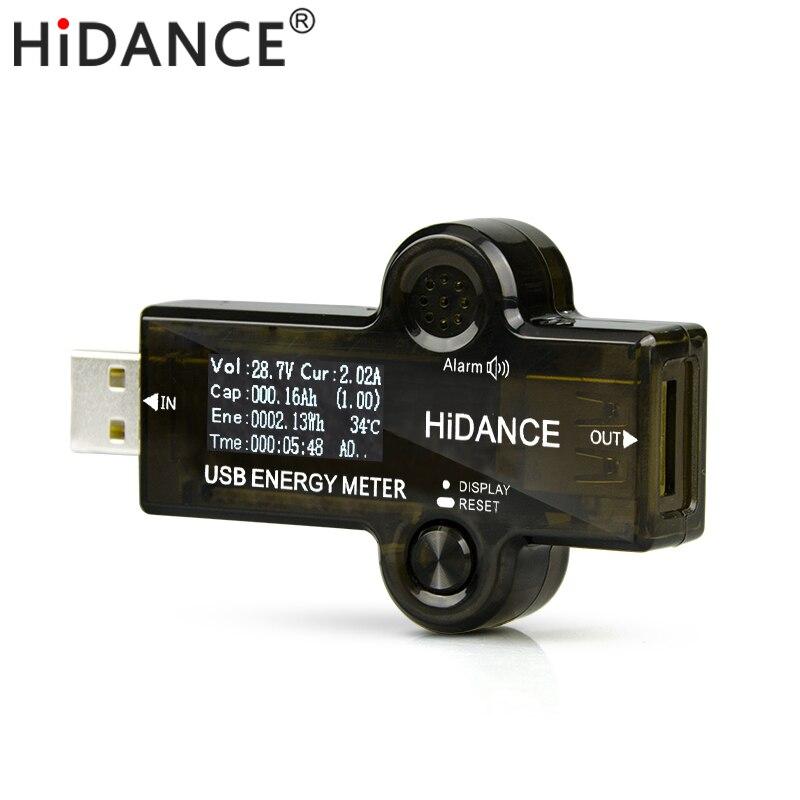 Hca799bd63b594259b59373c82747d277o USB 3.0 TFT 13in1 USB tester APP dc digital voltmeter ammeter voltimetro power bank voltage detector volt meter electric doctor