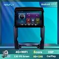Автомобильный мультимедийный плеер OKNAVI, 2 Din, Android 9,0, стерео плеер для KIA Sorento 2009 2010 2011 2012, GPS-навигация, 4G радио камера, без DVD