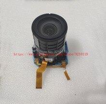 100% nova lente original câmera digital peças de reparo para nikon coolpix p500 lente zoom óptico sem ccd