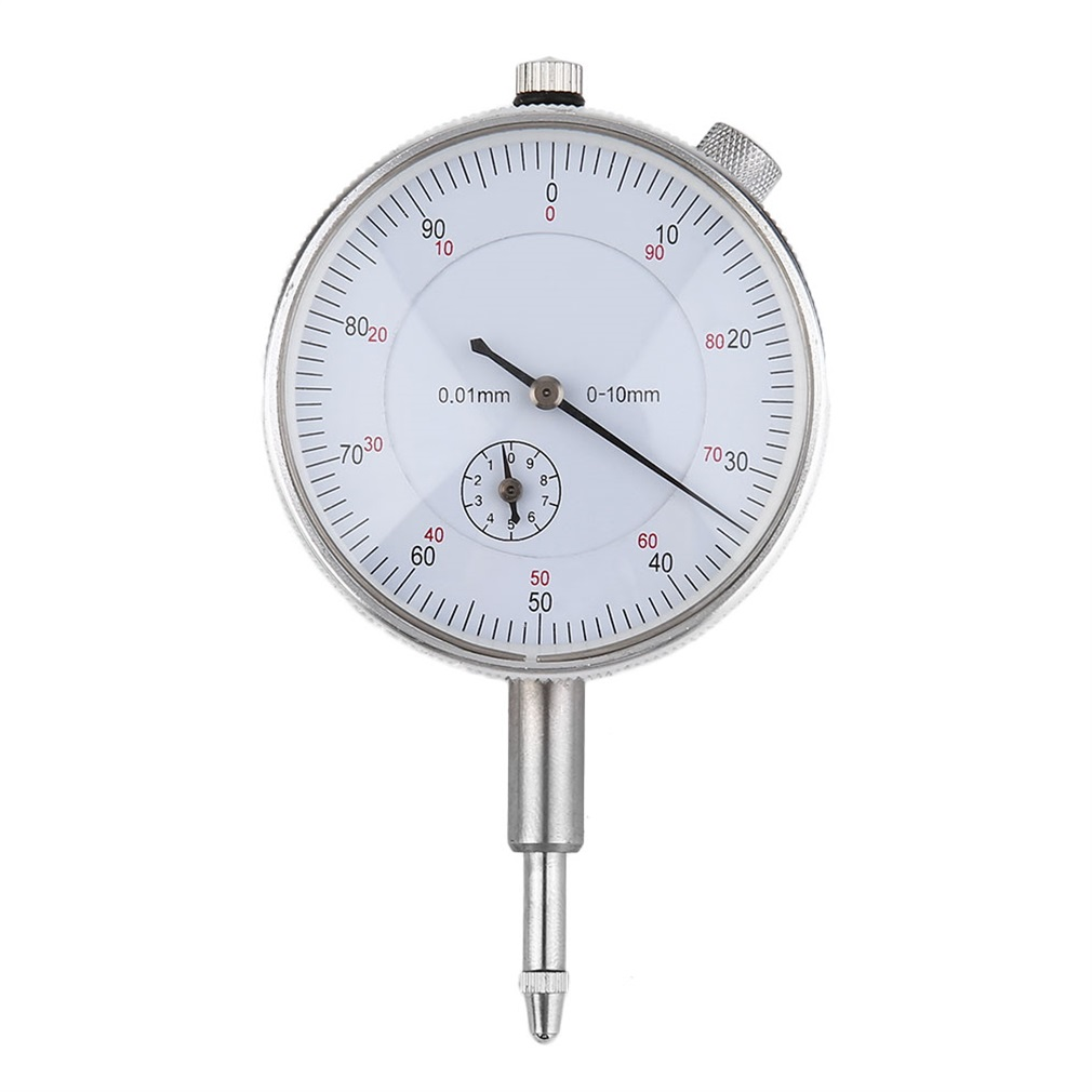 Professional Precision Tool 0.01mm Accuracy Measurement Instrument Dial Indicator Gauge Stable Performance