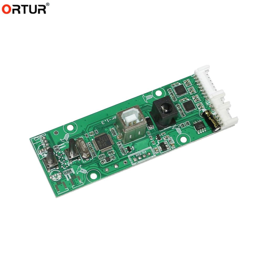 ORTUR Original 32-bit Motherboard with STM32 MCU for Ortur Laser Master/Laser Master 2 3D Printer Parts Replacement Mainboard