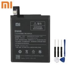 Xiao Mi Xiaomi BM46 Phone Battery For Xiao mi Redmi Note3 Pro Hongmi Note3 Redrice Note 3 4050mAh BM46 Original Battery + Tool xiao mi xiaomi mi bm21 phone battery for xiao mi redmi note mi note note 5 7 redrice note bm21 2900mah original battery tool