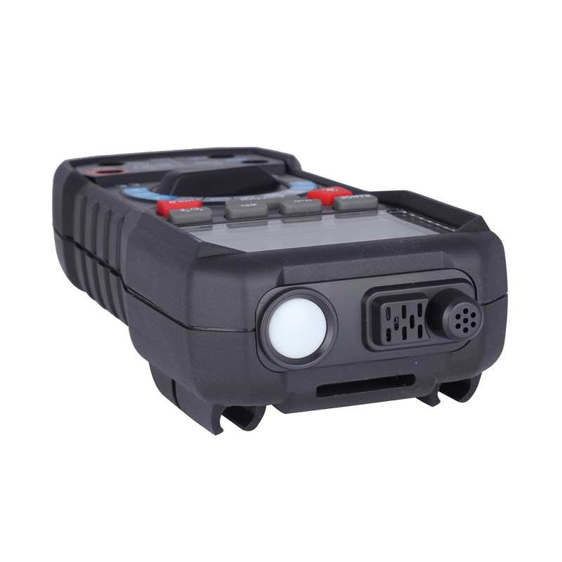 Digital Multimeter Tester Automatische LCD Meter Mini Multimetro DC AC Spannung Strom Widerstand Diode Temperatur Multimeter - 5