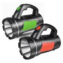 Супер яркий светодиодный фонарик светильник рь для поиска рабочий