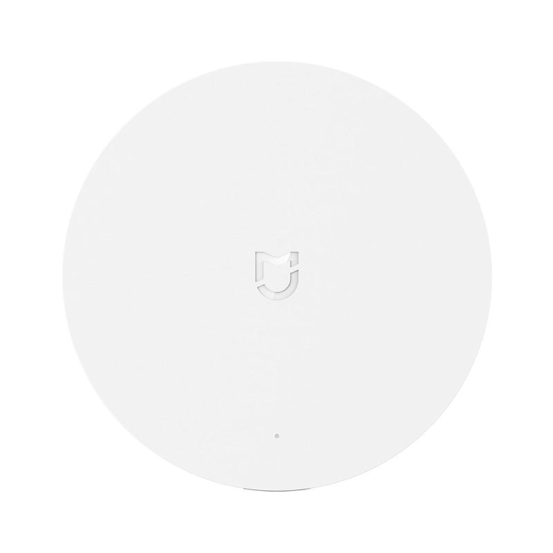 Xiaomi новейший многомодовый Умный домашний шлюз WIFI ZigBee Bluetooth сетчатый концентратор Работает с приложением Mijia Apple Homekit Интеллектуальный домаш...