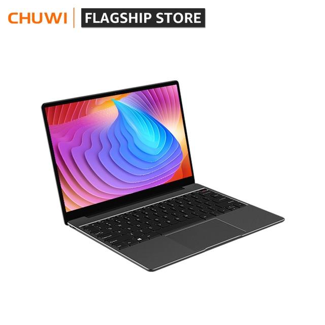 CHUWI CoreBook X 14inch Laptop 2160*1440 Resolution Intel Core i5-7267U Dual Core 16GB RAM 256GB SSD Windows 10 Backlit keyboard