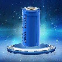 5Pcs Newest 1000mAh 3.7V CR123A 16340 Rechargeable Battery Lithium Battery Button Top Li-ion Batteries Top Li-ion Batteries 12pcs 14500 900mah 3 7v li ion rechargeable batteries aa battery lithium li ion cell for led flashlight headlamps torch mouse