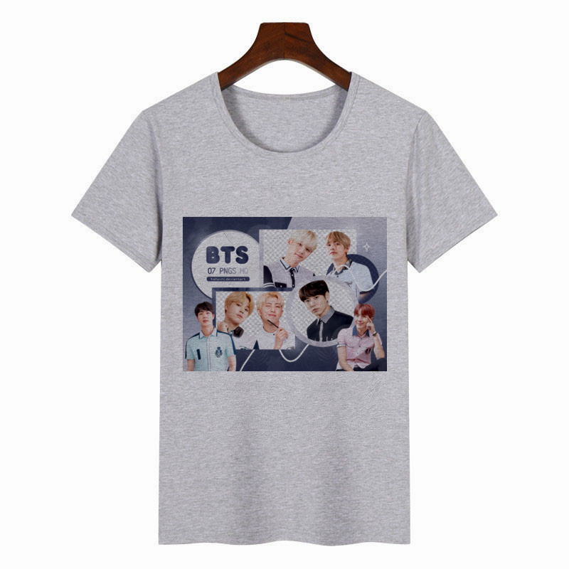 BTS Bulletproof Youth T Shirts Collection