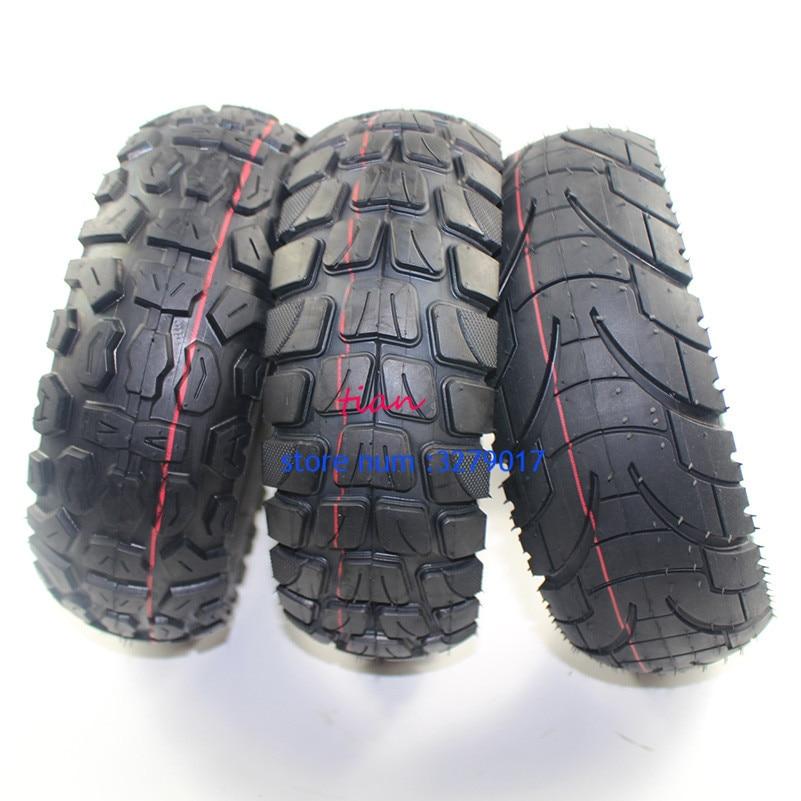 Быстрая доставка 10x3,0 255x80 80/65-6 10-дюймовая внедорожная шина для электрического скутера Speedual Grace Zero 10X