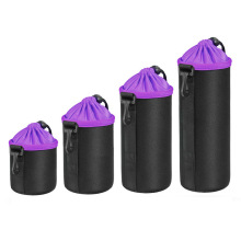 Camdress Camera Lens Bag Waterproof Soft Video Pouch Case Drawstring Storage Protector 4 Size