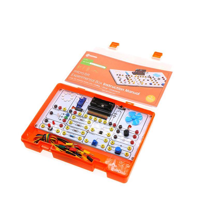 Micro:bit Experiment box STEM Educational Toy