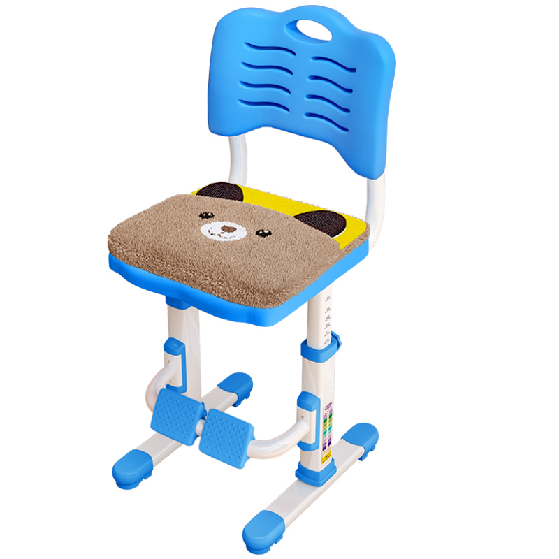 Children's Lift Chair Student Chair Home Learning Chair Can Be Adjusted To Write Sitting Posture Chair Learning Bench Back