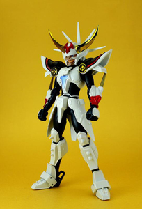 Image 2 - Figuras de acción de DATONG, modelo de ensamblaje de guerreros de Ronin, Yoroiden, Samurai Trooper, Flame of God, Ryo