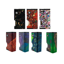 AsMODus Luna Squonker Box Mod 80 Вт Выход электронная сигарета Vape 6 мл squonk бутылка мощность одной 18650 батареи(не входит в комплект