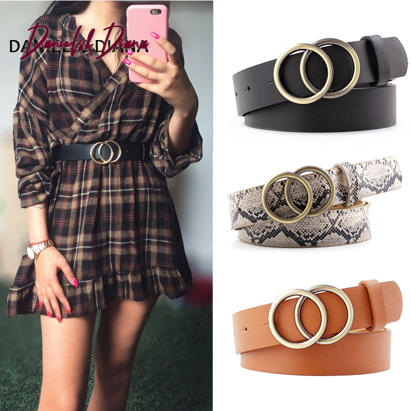 2020 ladies belts for women waist belt leather cinturon mujer silver buckle black ceinture femme fashion waistband vintage cinto