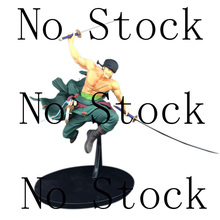 Anime One Piece Roronoa Zoro 38th PVC Action Figure Doll Collectible Model Baby Toy Christmas Gift For Children 26 cm [funny] original box 28cm game over watch azrael black death reaper ripper action figure collectible model doll toy kids gift