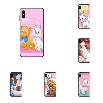 Soft TPU Cell Cover Case The Cartoon Aristocats For Huawei Honor Mate Play V10 View 10 20 20X 30 Lite Pro Y3 Y5 Y9 Nova 3 3i Pro image