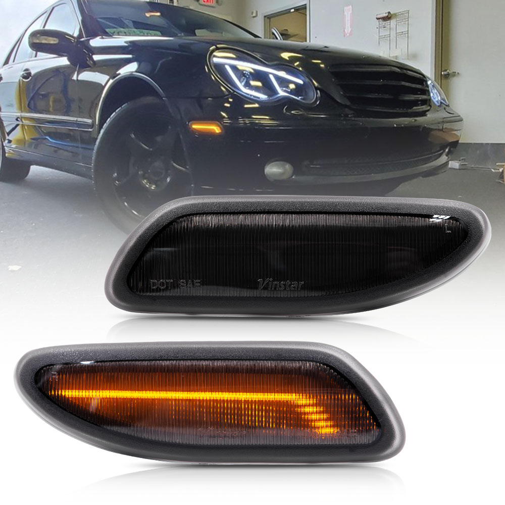 03-06 Mercedes-Benz S430 S500 W220 OEM REAR THIRD BRAKE LIGHT LED STOP INDICATOR