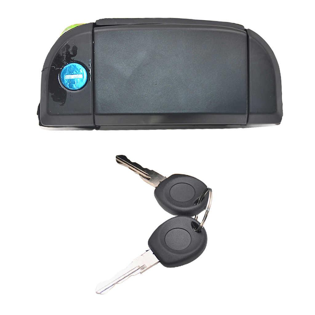 NEW FRONT LEFT OUDSIDE DOOR HANDLE  VW TRANSPORTER T4 90-03 OE 7018372051C