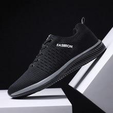 Męskie buty do biegania 2020 wygodne buty sportowe męskie trendy lekkie buty trekkingowe męskie trampki oddychające Zapatillas