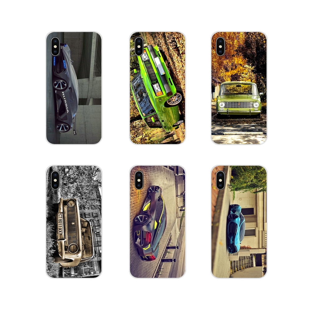 design lada concept car For Huawei Mate Honor 4C 5C 5X 6X 7 7A 7C 8 9 10 8C 8X 20 Lite Pro Accessories Phone Cases Covers