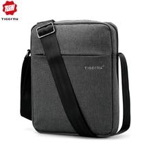 Tigernu Brand Men Splashproof Oxford travel Bag Business Casual Briefcase Crossbody bag male shoulder bag