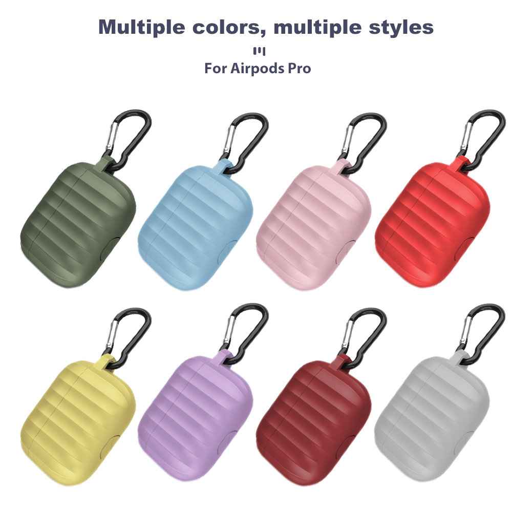 Anti-drop Silicone Case for AirPods Pro 25