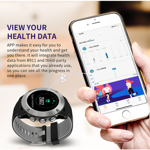 Image 2 - 2020 Smart Watch Men Heart Rate Monitor GPS Fitness Tracker Compass Atmospheric Pressure Altitude Temperature Monitor Smartwatch