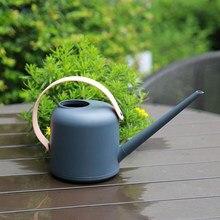 1800 мл длинный рот канистры для воды дома растения горшок бутылка Оросительная машина для садовых инструментов