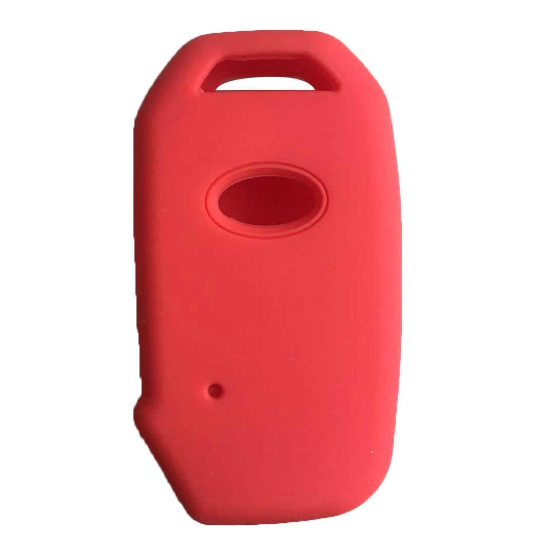 起亜の Sportage 2019 Ceed ソレントセラートフォルテシリコーン Remote キーケース Fob Shell ケースカバースキンホルダーのためのキーカバー警報