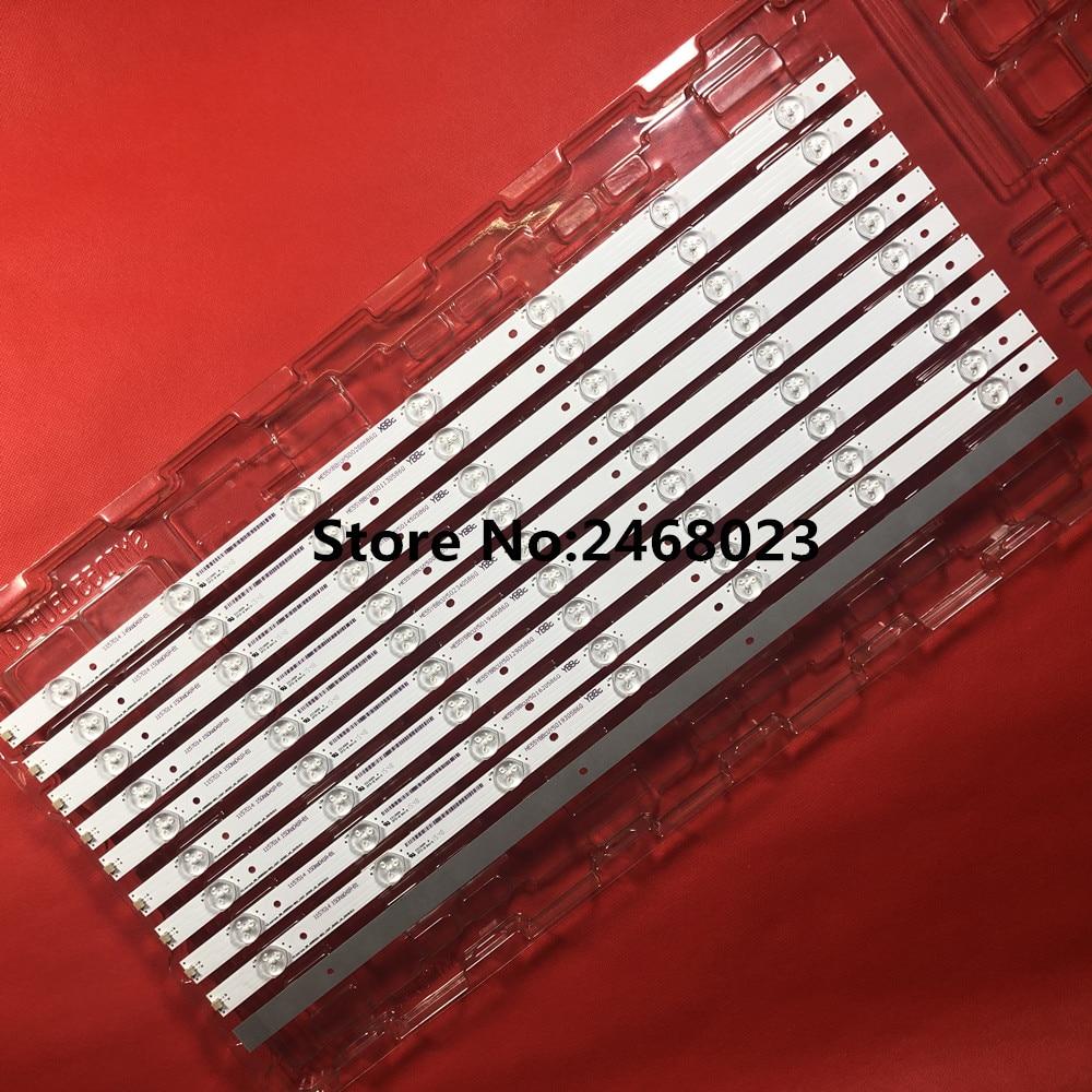 Original LED Backlight Array 55 Hi Sense H55m3300 55H8C HD550DU-B52S1 Hisense 55 HD550DU B52 10X7 3030C V0