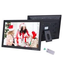 Andoer 15,4 дюймов 1280*800 HD Цифровая фоторамка электронное изображение альбом 1080P видео музыка с датчиком движения прокрутки Subtitle