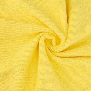 Image 3 - Asciugamano in microfibra di cristallo cerato per lavaggio auto Extra morbido asciugamano per pulizia auto panno per asciugatura cura dellauto dettaglio del panno asciugamano per auto mai macchiato