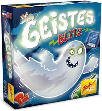 Jogo de tabuleiro Geistes Blitz 1.0, jogo para toda família, versão língua inglesa