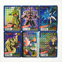 22pcs/set Super Dragon Ball Z Fighting PP20 Heroes Battle Card Ultra Instinct Goku Vegeta Game Collection Cards