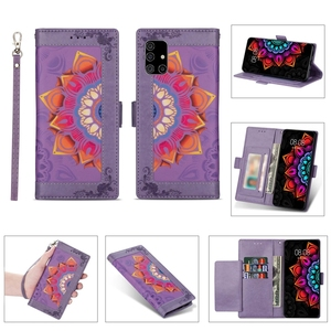 Image 5 - Magnetic Wallet A22 A82 A52 A72 A32 Case For Samsung Galaxy A21 A31 A41 A51 A71 A81 A91 A10 A20 A30 A40 A50 A70 S E Cards Cover