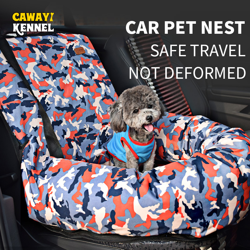 CAWAYI KENNEL Travel Pet Carriers Dog Car Seat Cover Mats Hammock Cushion Carrying for Dogs Transportin Perro Autostoel Hond