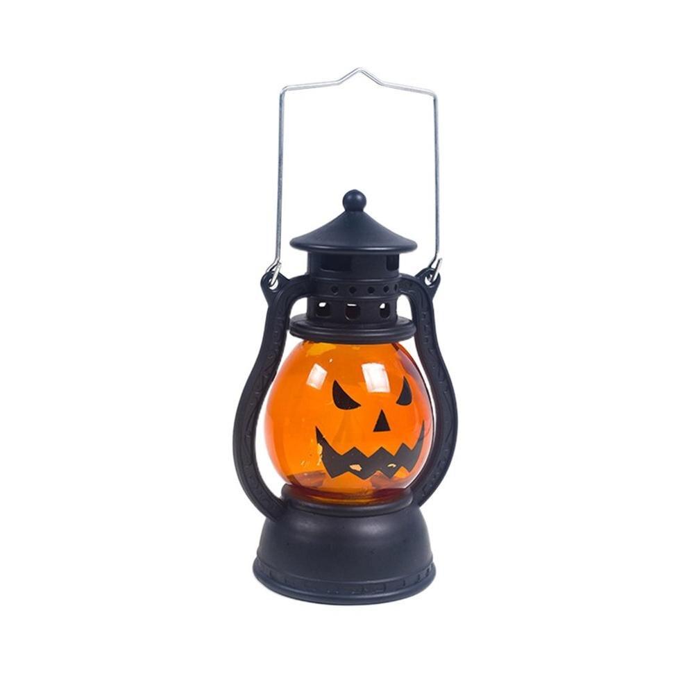 Holiday Decoration Lights Atmosphere Lights Pumpkin Lanterns Low Consumption Lamps Bar Creative Lights