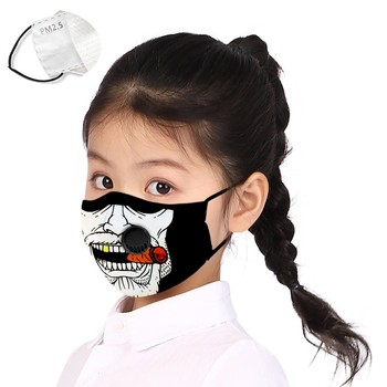 Outdoor Protection Mask Dustproof Anti-Fog Safety Washable Protect Face Mask Mascarillas Earloop Reusable Mask Respirator