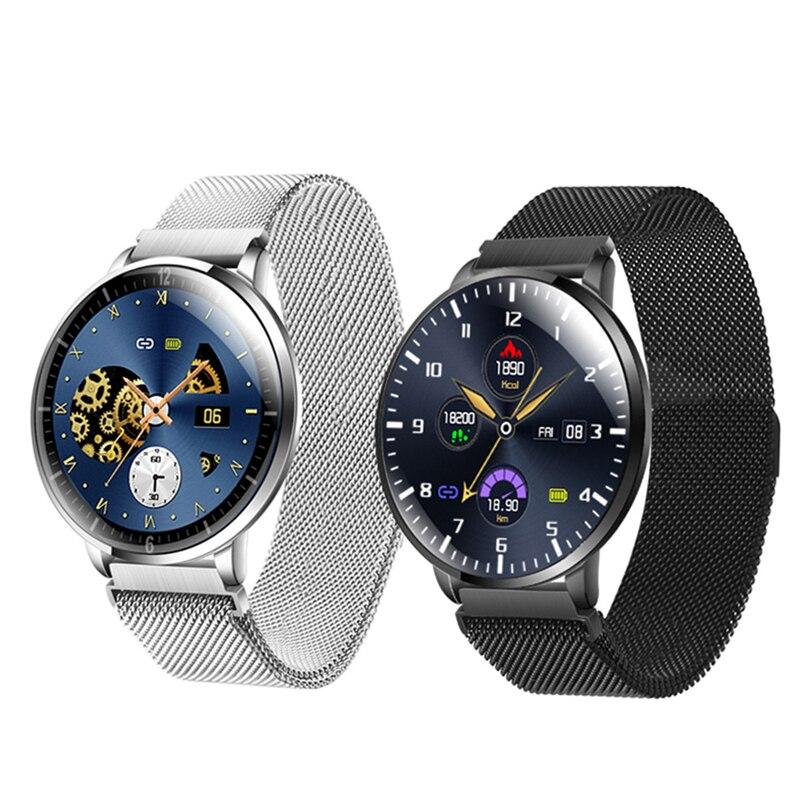 Z58 Sports Smart Watch Men Women IP68 Waterproof Wearable Devices Bluetooth GPS Fitness Tracker Bracelet Very Thin Smartwatch