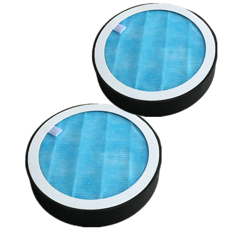 2pcs DIY Universal hepa filter in addition to PM2.5 air purifier ventilation duct hepa filter diameter 135 mm air purifier parts